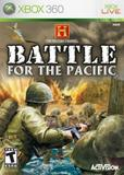 History Channel: Battle for the Pacific, The (Xbox 360)